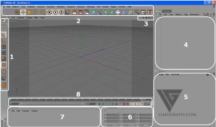Cinema 4D versi 11