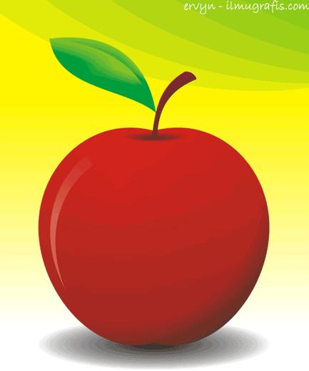 buah apple