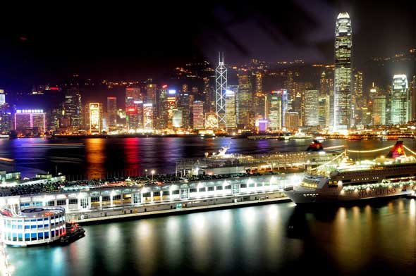 Hongkong Night City