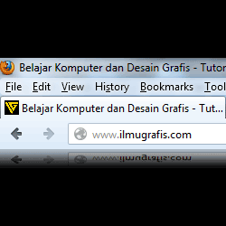 contoh favicon website