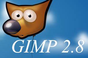 new gimp 2.8