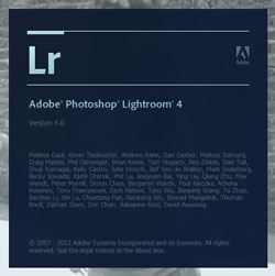 modul lightroom 4
