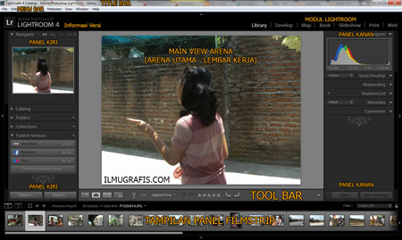 layout lightroom 4