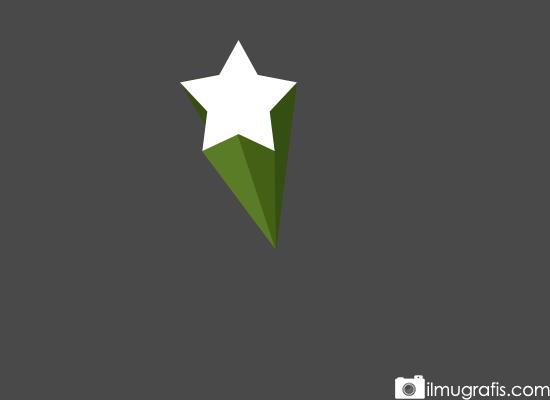 bintang dengan dimensi kedalaman