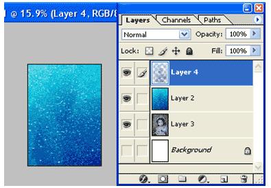 susunan layer