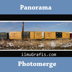Panorama Photomerge