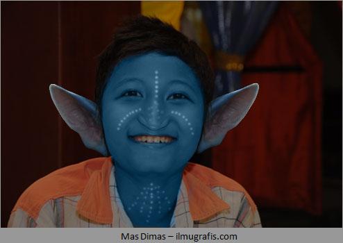 efek avatar na'vi