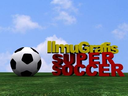 ilmuGRAFIS SUPER SOCCER LEAGUE