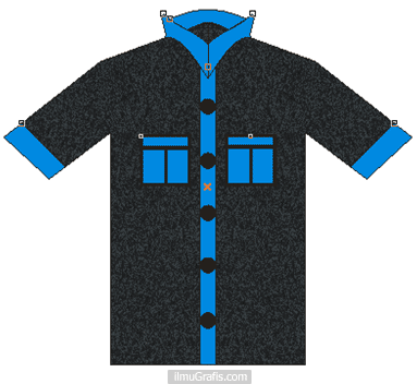 contoh baju
