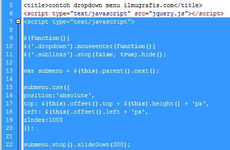 tambahan javascript