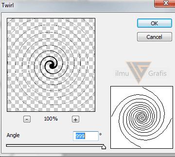 spiral twirl