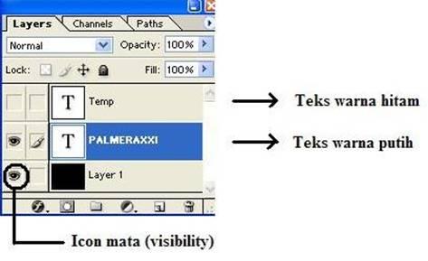 photoshop text