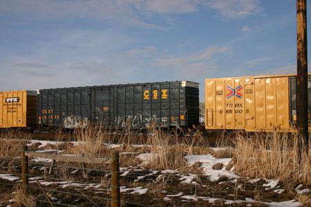 Train - Panorama bagian 1