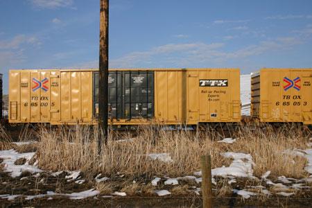 Train - Panorama bagian 2