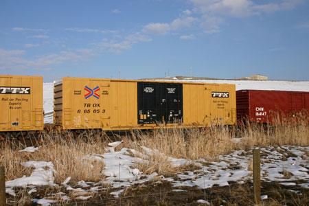 Train - Panorama bagian 3